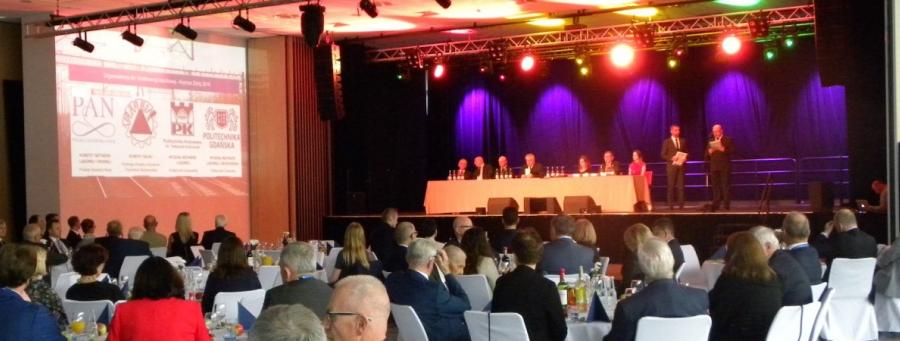 Konferencja Krynica 2018 - Sala wypełniona ludźmi