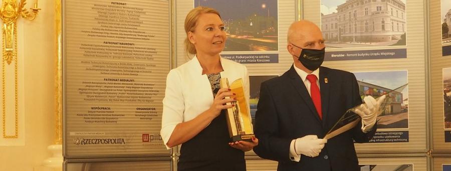 """Gala konkursu """"Modernizacja Roku & Budowa XXI w."""""""