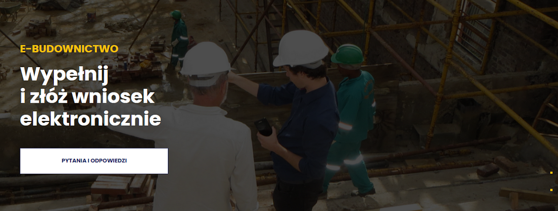 Ruszyły szkolenia w ramach znowelizowanego Prawa Budowlanego, w tym serwisu e-budownictwo